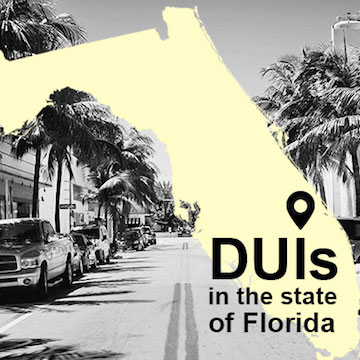 DUIs In The State Of Florida